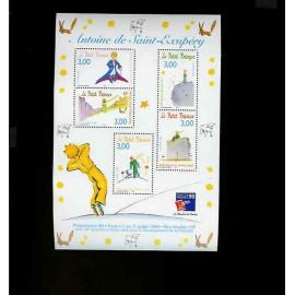 France Bloc num Yvert 20 ** MNH 1998 Petit Prince