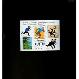 France Bloc num Yvert 28 ** MNH 2000 Tintin