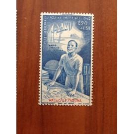 Wallis et Futuna  PA 3 ** MNH sans charniere année 1942