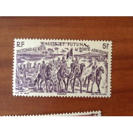 Wallis et Futuna  PA 5 ** MNH sans charniere année 1946