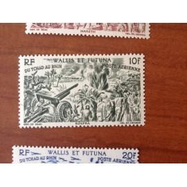 Wallis et Futuna  PA 6 ** MNH sans charniere année 1946