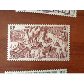 Wallis et Futuna  PA 7 ** MNH sans charniere année 1946