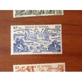 Wallis et Futuna  PA 8 ** MNH sans charniere année 1946