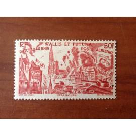 Wallis et Futuna  PA 10 ** MNH sans charniere année 1946