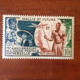 Wallis et Futuna  PA 11 ** MNH sans charniere année 1949