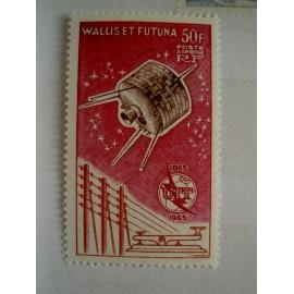 Wallis et Futuna  PA 22 ** MNH sans charniere année 1965 UIT