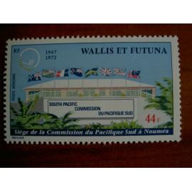 Wallis et Futuna  PA 41 ** MNH sans charniere année 1972