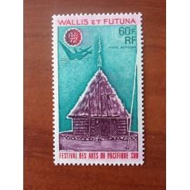 Wallis et Futuna  PA 42 ** MNH sans charniere année 1972