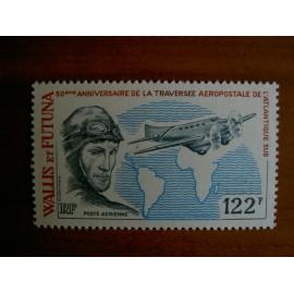 Wallis et Futuna  PA 104 ** MNH sans charniere année 1980 Mermoz