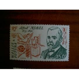 Wallis et Futuna  PA 127 ** MNH sans charniere année 1983 Alfred Nobel