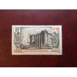 NOUVELLE CALEDONIE PA Num 35 * MH avec charniere ANNEE 1939 Revolution