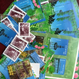 Sous Faciale100 timbres à 2,22Eurosoit222euro