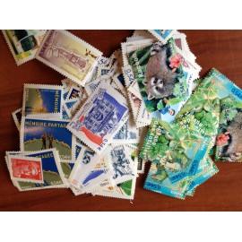 Sous Faciale100 timbres à 0,54Eurosoit54 €