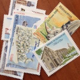 Sous Faciale100 timbres à 0,56Eurosoit56 €