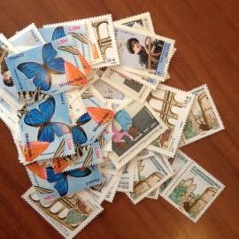 Sous Faciale100 timbres à 0,58Eurosoit58 €