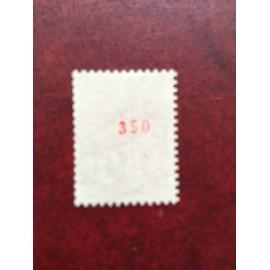 France 1664b ** Bequet  numero rouge  roulette en 1971