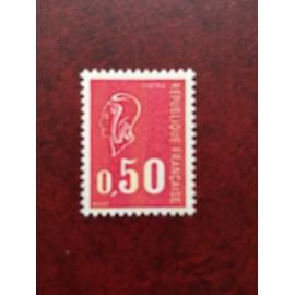 France 1664c ** Bequet trois bandes Variété en 1971