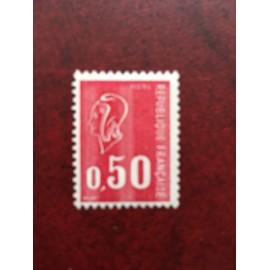 France 1664d ** Bequet,gomme tropicale 3 bandes  en 1971