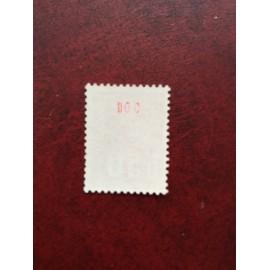 France 1664e ** Bequet numero rouge  roulette en 1971
