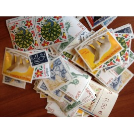 Sous Faciale100 timbres à 0,90Eurosoit90euro