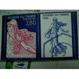 France 2991a ** avec vignette  en 1996