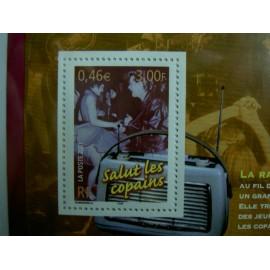 France 3375 ** radio  en 2001