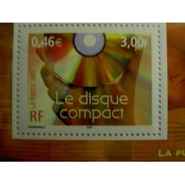 France 3376 ** CD  en 2001