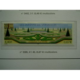 France 3389 ** Versailles  en 2001