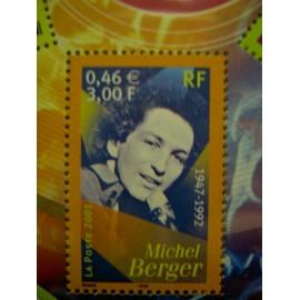 France 3395 ** Michel Berger  en 2001