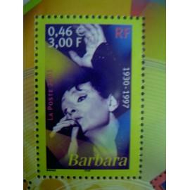 France 3396 ** Barbara Aigle  en 2001