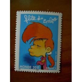 France 3753 ** Nadia BD Titeuf  en 2005