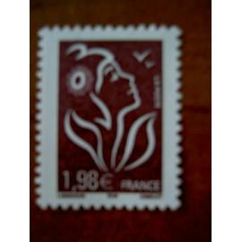 France 3759 ** Marianne de Lamouche  en 2005