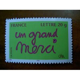 France 3761 ** Merci  en 2005