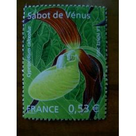 France 3764 ** Orchidées  en 2005