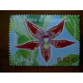 France 3766 ** Orchidées  en 2005