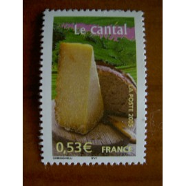 France 3769 ** Cantal Fromage  en 2005