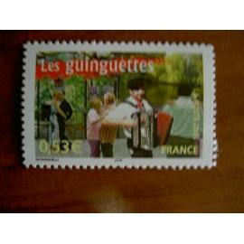 France 3770 ** Guinguette Arcodeon  en 2005