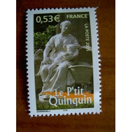 France 3772 ** Sculpture quinquin  en 2005