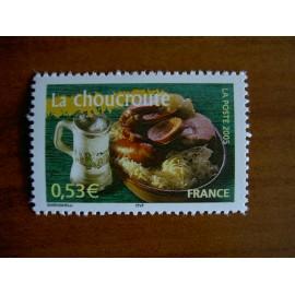 France 3774 ** Choucroute  en 2005