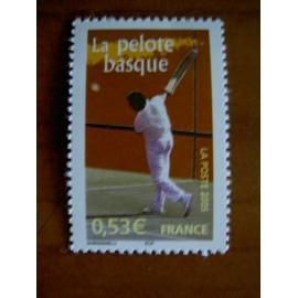 France 3775 ** Pelote Basque  en 2005