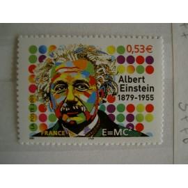 France 3779 ** Albert Einstein  en 2005
