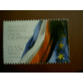France 4246 ** Drapeau  en 2008