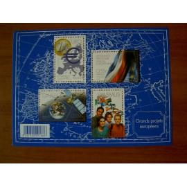 France 4245-4248 **  BF 123  en 2008