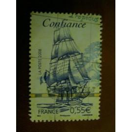 France 4249 ** Voiliers Confiance en 2008