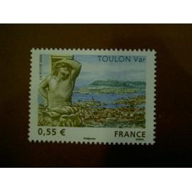 France 4257 ** Toulon Var Puget  en 2008