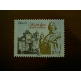 France 4258 ** Richelieu  en 2008