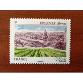 France 4645 ** Epernay Vigne  en 2012