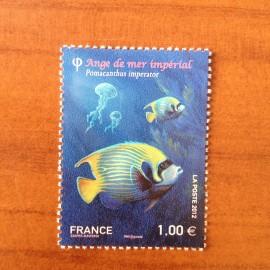 France 4649 ** Ange de mer   en 2012