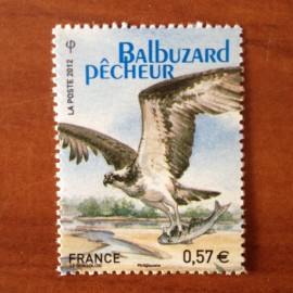 France 4658 ** Oiseaux Birds Balbuzard en 2012