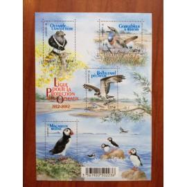 France F4656 ** Oiseaux Birds  en 2012